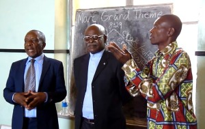 Regional Director of Education, Vice-Mayor of Bukavu, and Uvira School Director